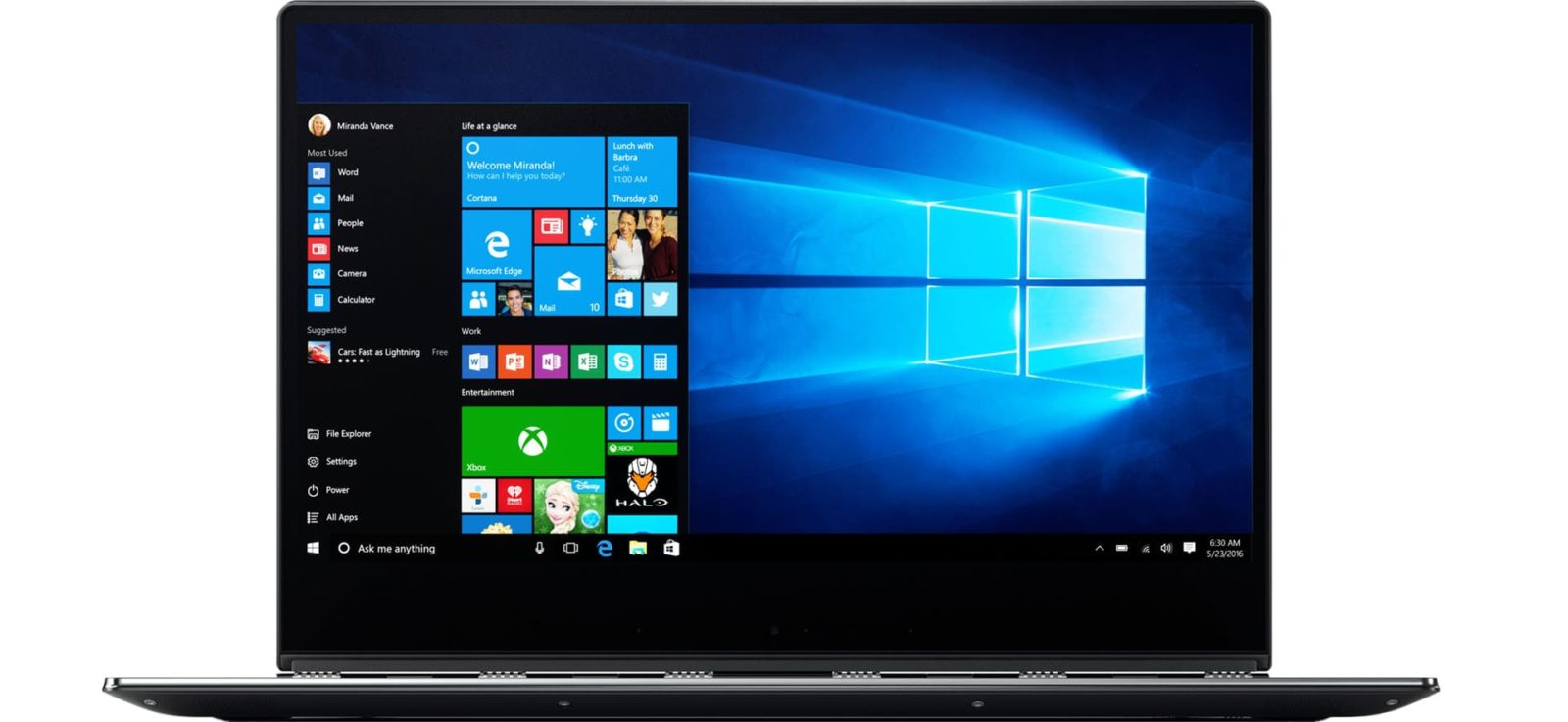 Windows 10 - обзор операционной системы