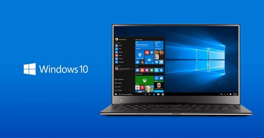 Обзор интерфейса Windows 10