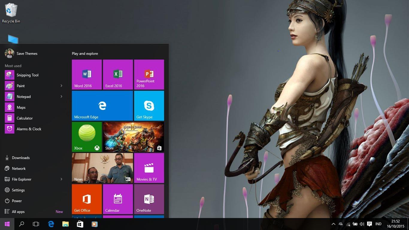 Основные преимущества Windows 10
