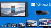 Версии Windows 10