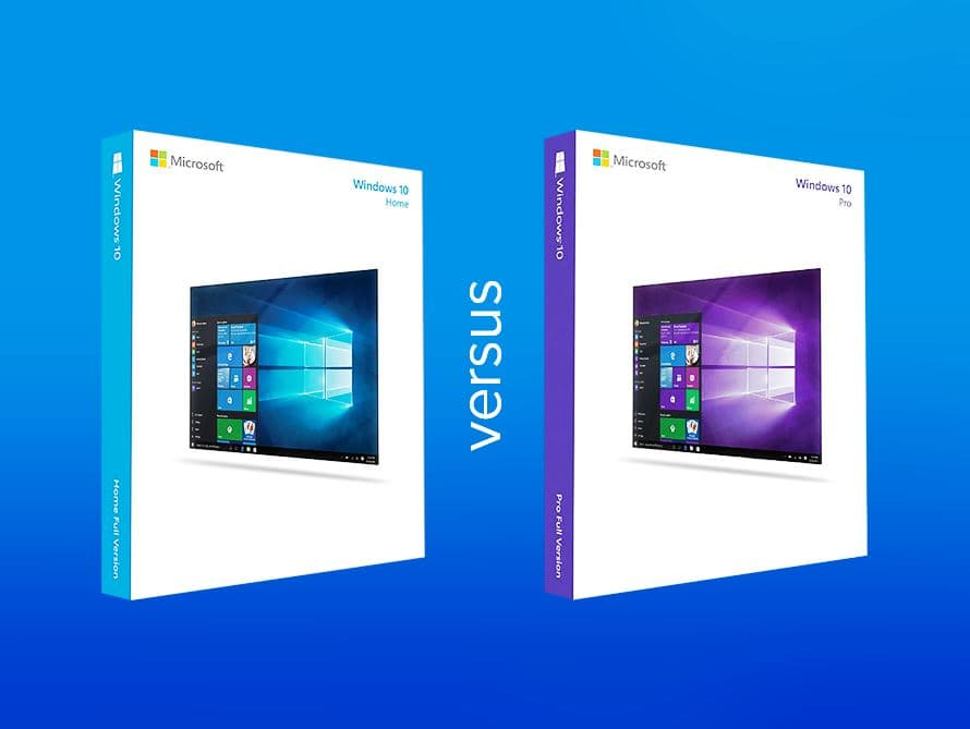 Windows 10 Home или Pro?