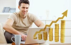 Заработок для вебмастеров с финансовой партнеркой
