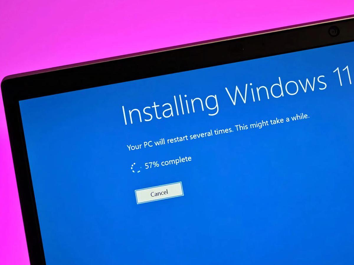 Инструкция по установке Windows 11